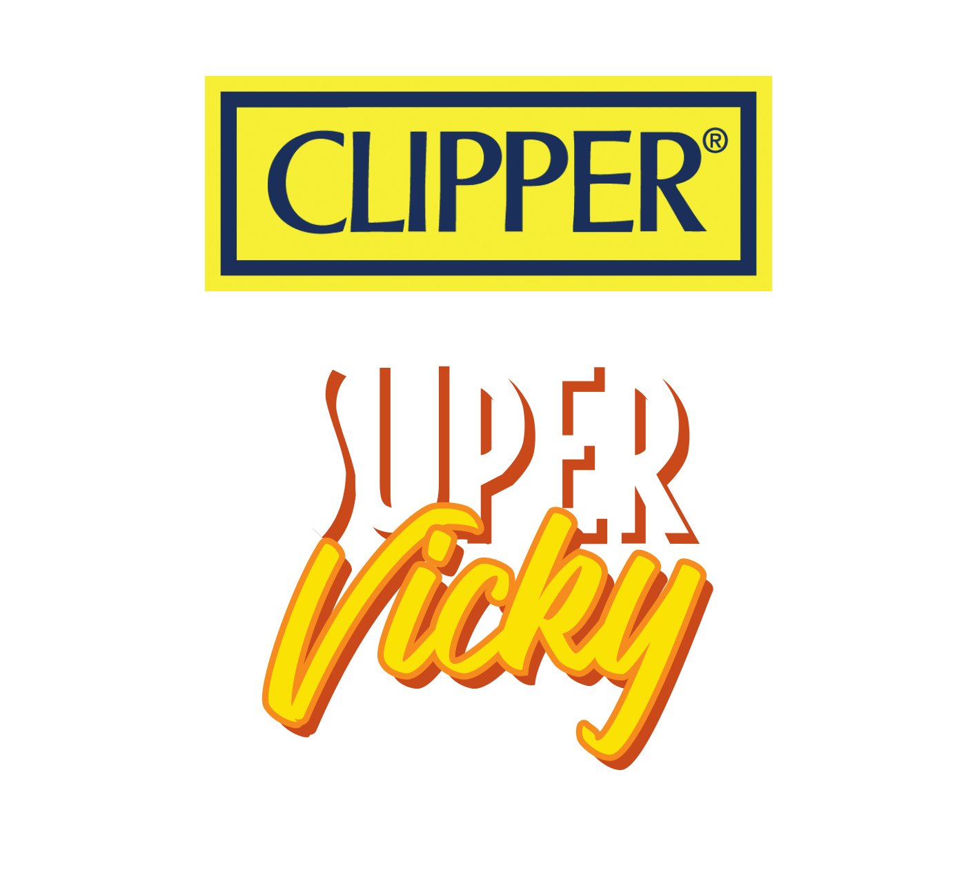 Logotipo Super Vicky para Clipper